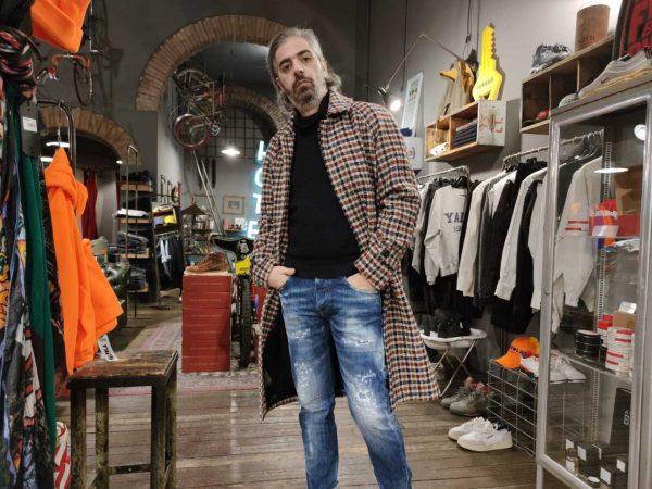 Cappotto in tweed frontstreet8